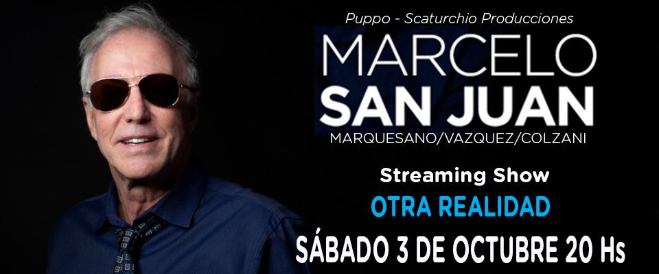 Marcelo San Juan en Online